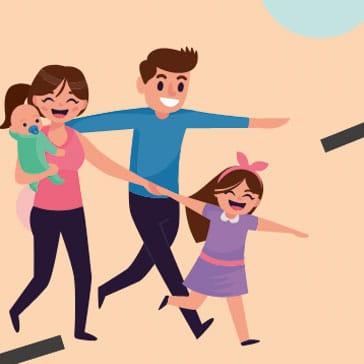 Familienfreundliche Bedingungen