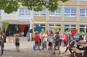 Grundschule Kaulsdorf Sandkasten
