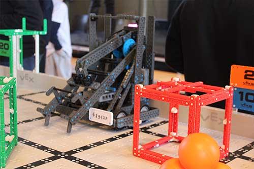 Robotics Wettbewerb 2020