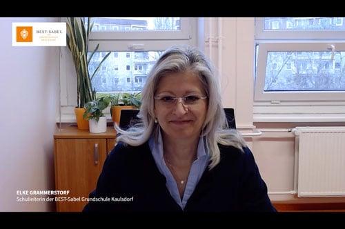 Videobotschaft aus der BEST-Sabel Grundschule Kaulsdorf
